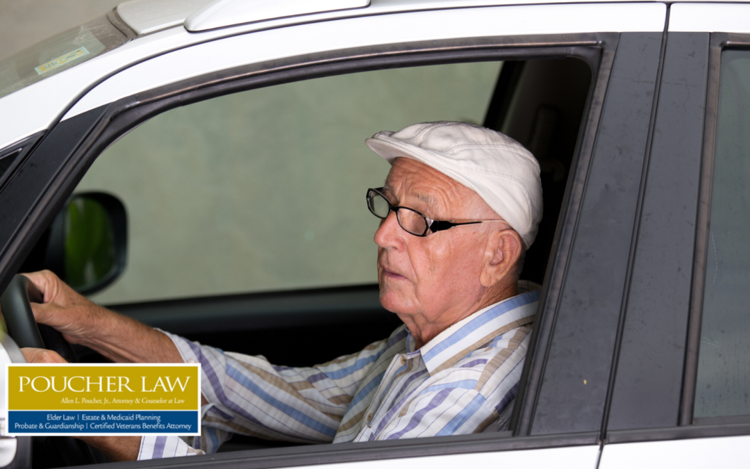 How to Know When A Senior Loved One Can No Longer Drive Safely